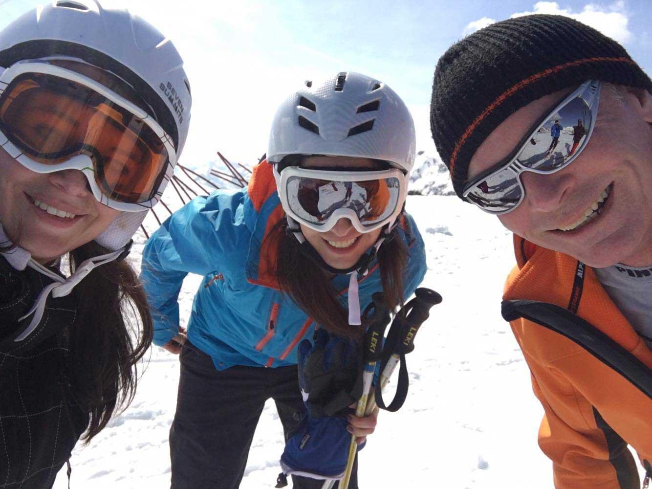Kober-Skiwochenende 2017 auf der Planneralm.